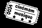ticket cinémam musique