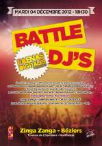 BATTLE DJ'S FAENAS DIGITALES