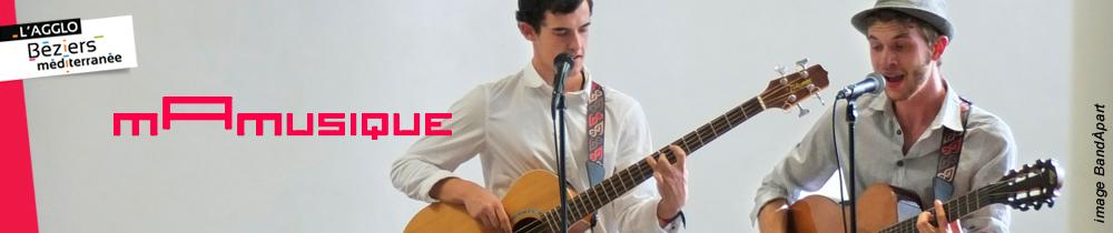 MAMusique – Suivez les rythmes de la musique en région